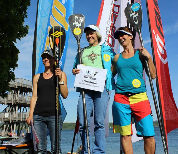 Damen-Sieger-Steinlechner-SUP-CUP-2014