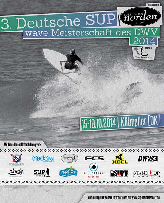 Deutsche-SUP-Wavemeisterschaften
