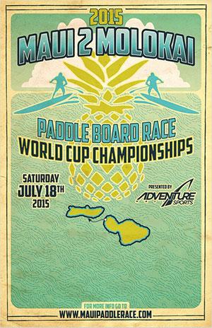 Maui2Molokai-SUP-Race
