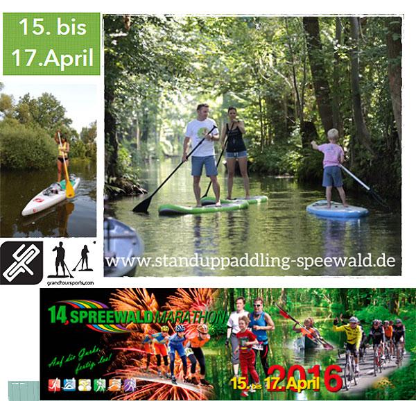 SUP-Maraton-Spreewald