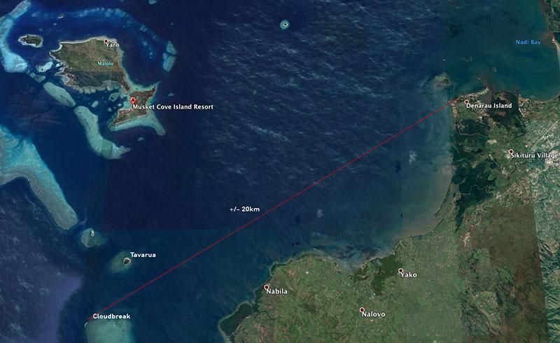 ISA-Fiji-Lageplan