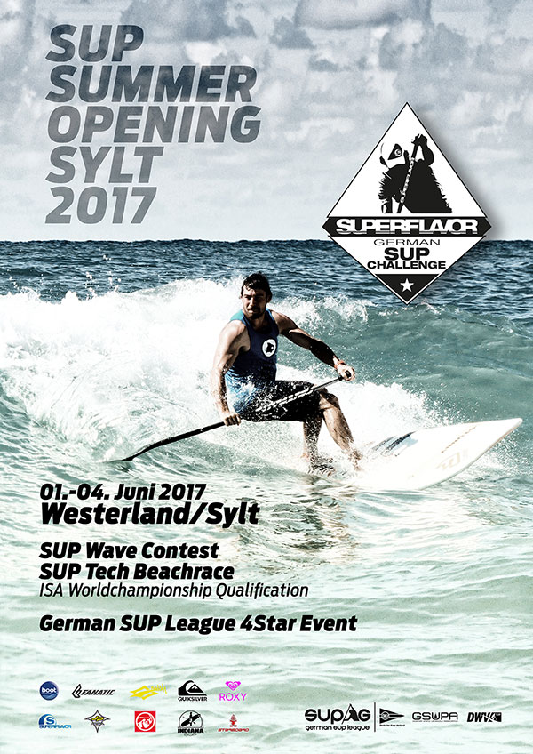 SUP-Sommer-Opening-Sylt