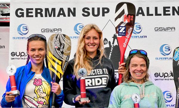 SUP-Rennen-Sylt-Damen-Sieger