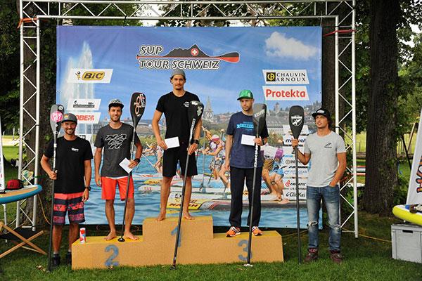 SUP-Tour-Schweiz-Sieger