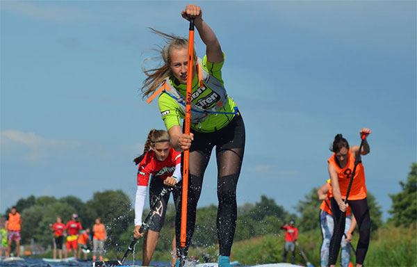 Hunter-Cup-SUP-Rennen