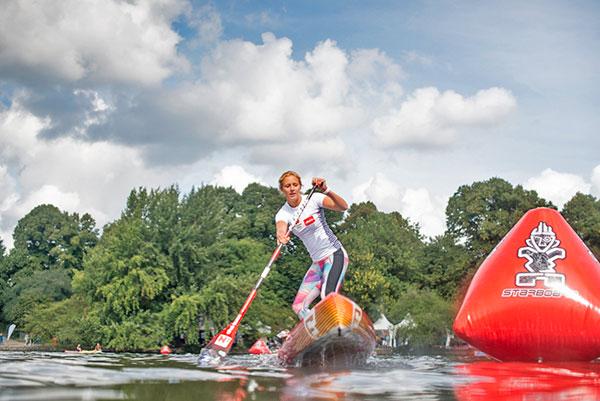 Paulina-Herpel-SUP-Rennen