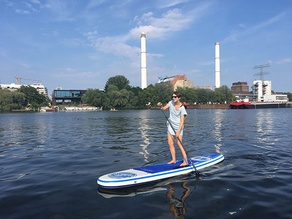 SUP-in-Berlin