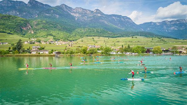 SUP-Alps-Trophy-Kalterer-See-2018