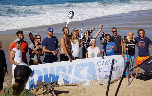 Deutsche-SUP-Surfmeisterschaften