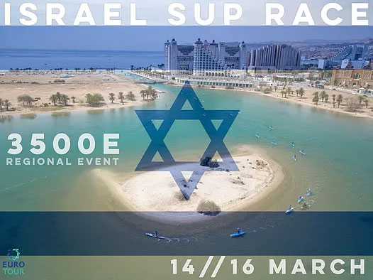 EURO-TOUR-ISRAEL-SUP-RACE