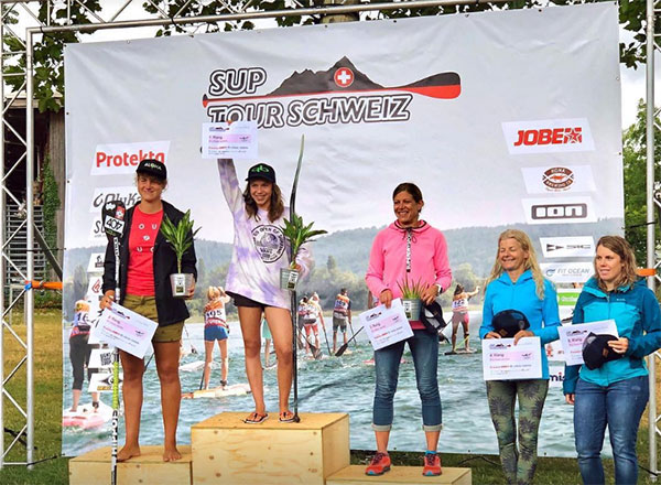 SUP-Tour-Schweiz-Damen-podest